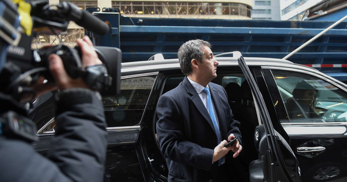 Michael Cohen Sentenced to 3 Years After Implicating Trump in Hush-Money Scandal