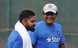 'Legend Kumble was made to look like a villain'