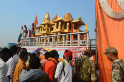 Shiv Sena MP demands Ram temple bill