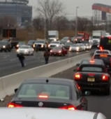 NJ motorists nab cash spilled by armored truck