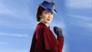 "Emily Blunt, ""Mary Poppins Returns"""