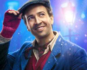 "Lin-Manuel Miranda, ""Mary Poppins Returns"""