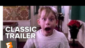 Home Alone (1990) Trailer #1: Check out the trailer starring Macaulay Culkin, Joe Pesci, and Daniel Stern! Be the first to watch, comment, and share old trailers dropping @MovieclipsClassicTrailers.  ► Buy or Rent on FandangoNOW: https://www.fandangonow.com/details/movie/home-alone-1990/1MV33b2daafa460cf2eafee40aace77b05a?ele=searchresult&elc=home%20alone&eli=0&eci=movies?cmp=MCYT_YouTube_Desc   Watch more Classic Trailers:  ► Classic Remade Films Playlist http://bit.ly/2nQX1eG  ► Classic Romantic Comedies Playlist http://bit.ly/2o3paBu  ► Classic Movie Adaptations Playlist http://bit.ly/2oSfo2o   When bratty 8-year-old Kevin McCallister (Macaulay Culkin) acts out the night before a family trip to Paris, his mother (Catherine O'Hara) makes him sleep in the attic. After the McCallisters mistakenly leave for the airport without Kevin, he awakens to an empty house and assumes his wish to have no family has come true. But his excitement sours when he realizes that two con men (Joe Pesci, Daniel Stern) plan to rob the McCallister residence, and that he alone must protect the family home.  Subscribe to CLASSIC TRAILERS: http://bit.ly/1u43jDe We're on SNAPCHAT: http://bit.ly/2cOzfcy Like us on FACEBOOK: http://bit.ly/1QyRMsE Follow us on TWITTER: http://bit.ly/1ghOWmt  Welcome to the Fandango MOVIECLIPS Trailer Vault Channel. Where trailers from the past, from recent to long ago, from a time before YouTube, can be enjoyed by all. We search near and far for original movie trailer from all decades. Feel free to send us your trailer requests and we will do our best to hunt it down.