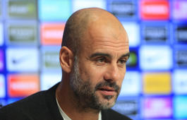 Guardiola tells students why he encourages honesty at Man City