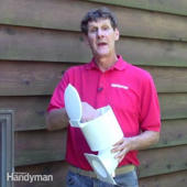 a man standing in front of a building: Why You Should Upgrade Your Dryer Vent