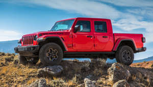 2020 Jeep Gladiator tested: More than just a pretty face