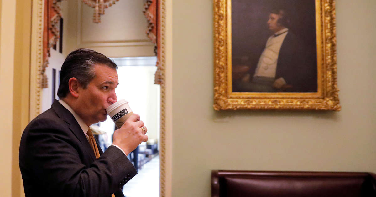 Ted Cruz says he's dropped 'Lyin Ted' nickname and ended feud with Trump