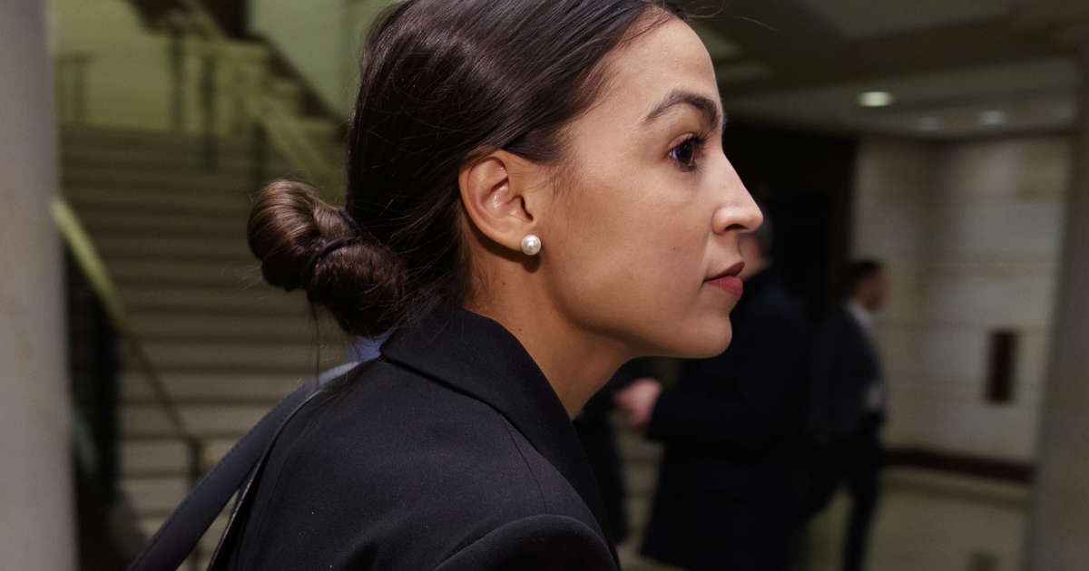 Ocasio-Cortez Hits Back at Mike Huckabee
