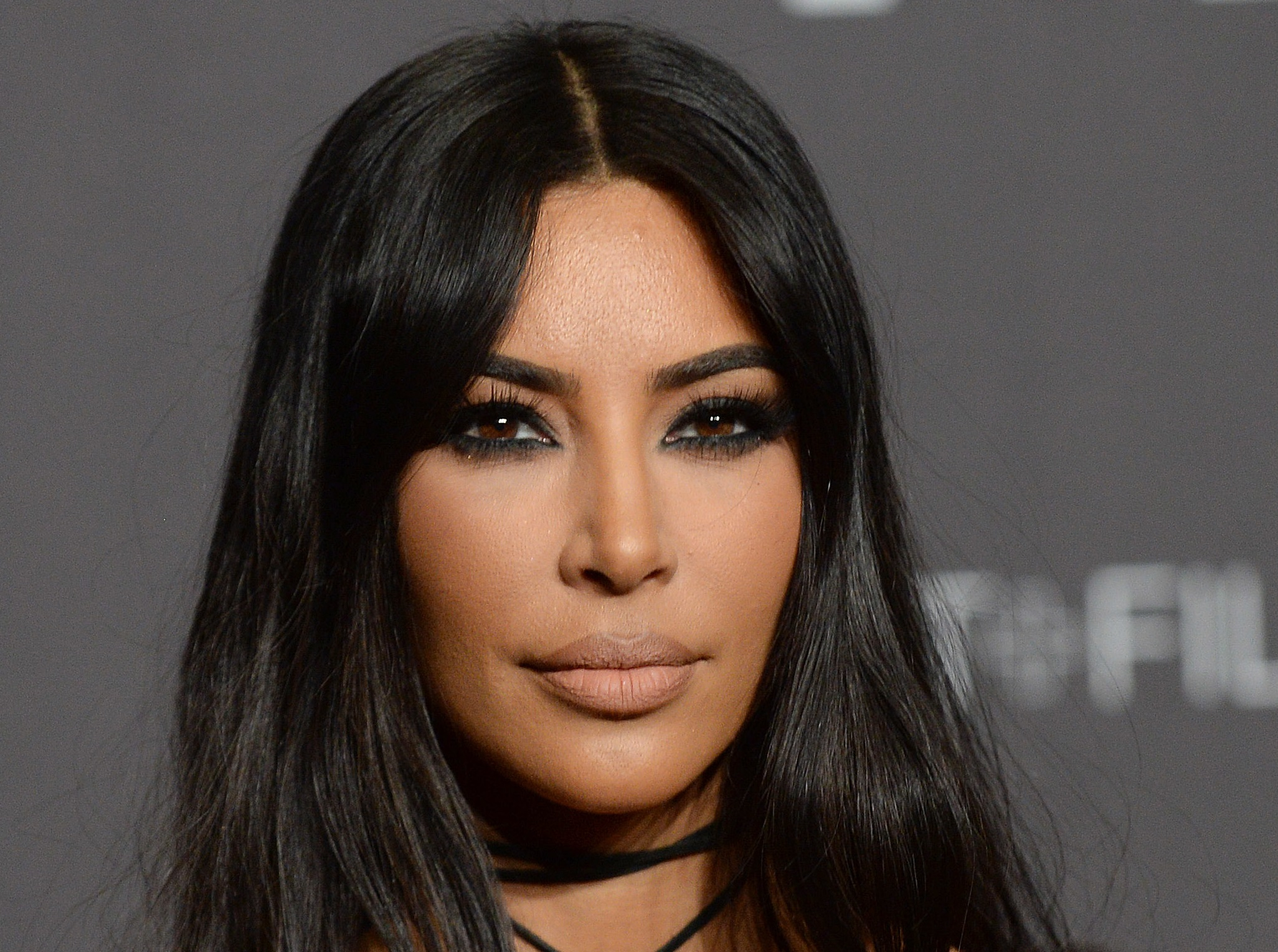 Kim Kardashian Debuts New Red Hair & No, It's Not a Wig!