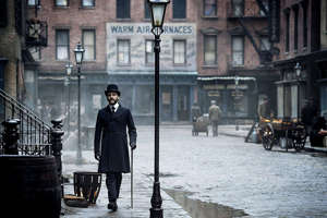 """The Alienist"" (TNT)"