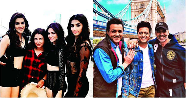 Bollywood movies to watch out for