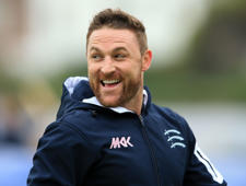 McCullum goes unsold for the first time in the IPL