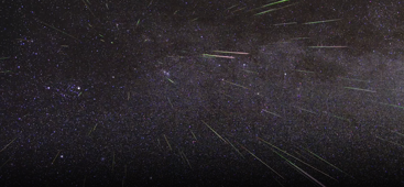 2019's first meteor shower is going to be a stunner