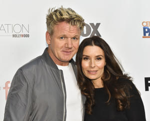 HOLLYWOOD, CA - MAY 22:  Celebrity chef Gordon Ramsay (L) and Tana Ramsay attend 'The F Word' celebration at Station Hollywood at W Hollywood Hotel on May 22, 2017 in Hollywood, California.  (Photo by Rodin Eckenroth/Getty Images)