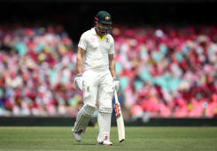 What's ailing Shaun Marsh?