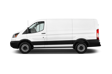 350 HD High Roof Pass Slide 148EL WB DRW cargo van automatic