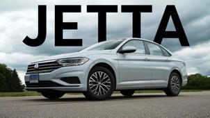 a car parked in a parking lot: 2019 Volkswagen Jetta Quick Drive