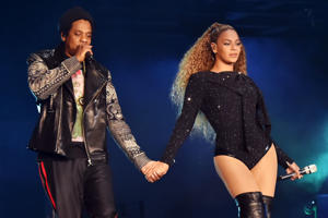 Beyonce and Jay-Z 'On the Run II' Tour