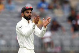What they said about Kohli's aggression in Perth