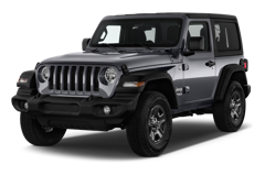 2019 Jeep All-New Wrangler