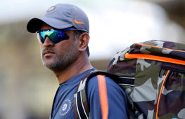 'Important for Dhoni to play more international matches'