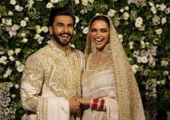 Deepika cheers for husband Ranveer