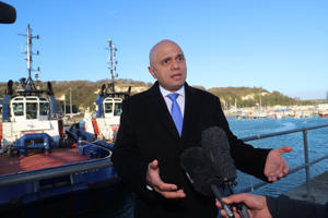 Home Secretary Sajid Javid questioned whether some asylum seekers were genuine