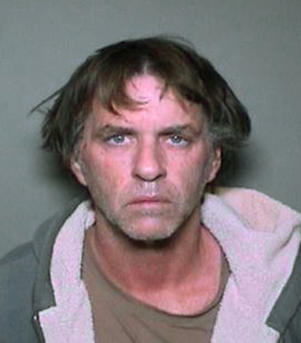 This undated booking photo provided by the Orange County, Calif., Sheriff's Office shows Kevin Konther. Authorities say they arrested Konther, 53, suspected of raping a 9-year-old girl and a woman in Southern California during the 1990s, after identifying him through genealogical DNA. Orange County Sheriff Don Barnes said Friday, Jan. 11, 2019 that investigators modeled their probe after the Golden State Killer case. (Orange County Sheriff's Office via AP)