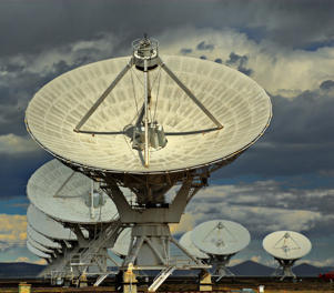 Very Large Array Radiotelescopes