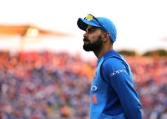 Proud to be recognised at global level - Kohli