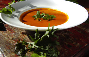 BOULDER CO., JAN. 20, 2006 --The Kitchen -- The Kitchen's Tomato Soup Friday, Jan, 20, 2006. RJ Sangosti/ The Denver Post RJ SANGOSTI CELL 970.217.6147  (Photo By RJ Sangosti/The Denver Post via Getty Images)