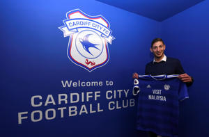 Emiliano Sala  (Getty)