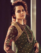 Kangana's tribute to 'Balasaheb'