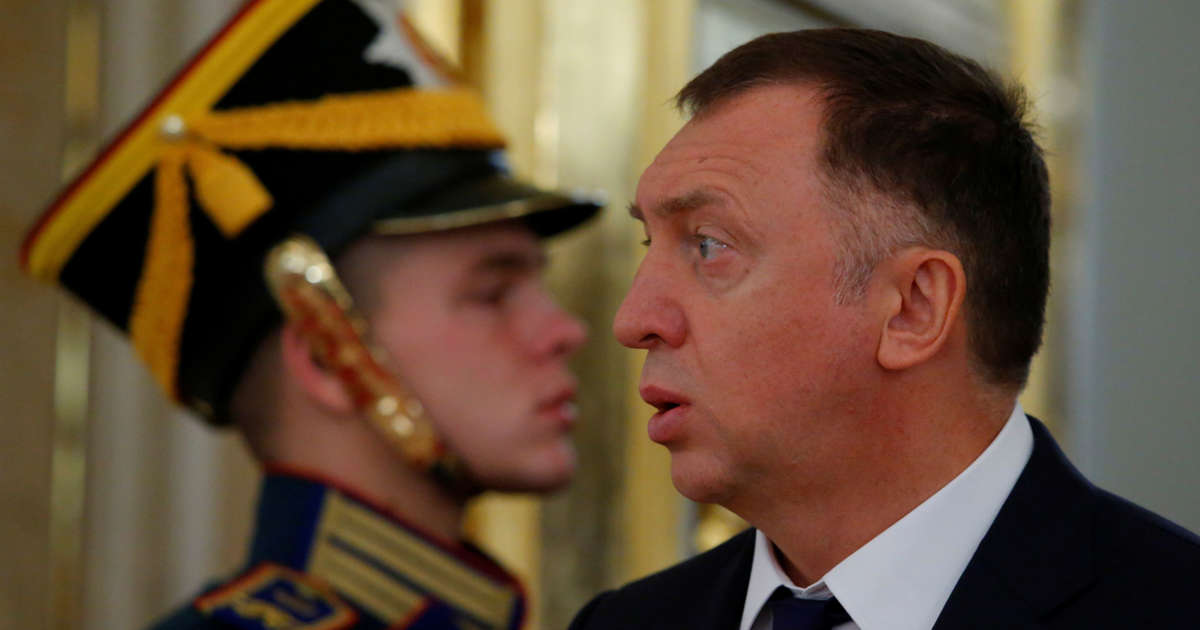 U.S. lifts sanctions on Rusal, other firms linked to Russia's Deripaska