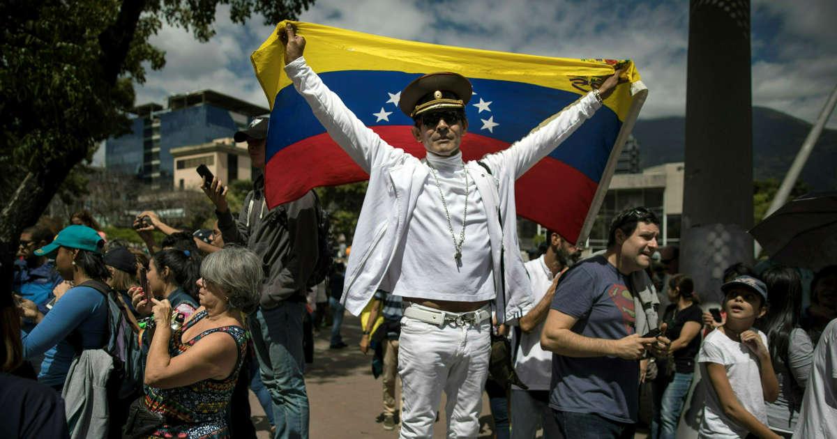 Russia, Iran Discuss Venezuela, Warn U.S. to Stay Out