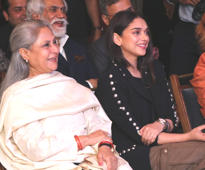Jaya Bachchan, Taapsee, Aditi and others attend an event