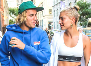 Baldwin, who married Justin Bieber in November, also touched how she feels after reading negative comments about herself on social media.