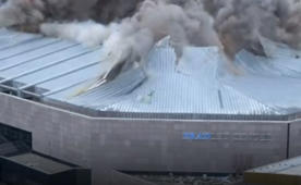 See it: Milwaukee's NBA arena demolished with explosives