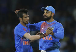 'Difficult for India to play two wristspinners'