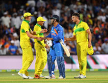 Dhoni's illegal run went unnoticed