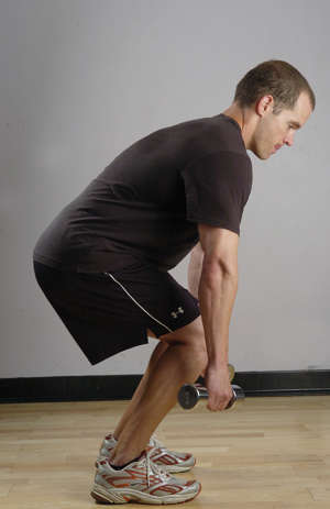 Squat exercise