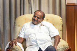 I have sufficient number: HD Kumaraswamy