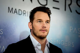 MADRID, SPAIN - NOVEMBER 30: Chris Pratt attends the 'Passengers' Photocall on November 30, 2016 in Madrid, Spain. (Photo by Samuel de Roman/WireImage)