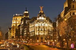 Madrid mal anders