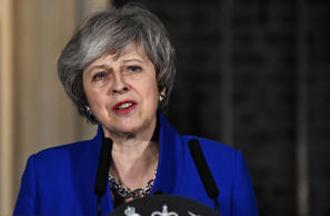 Theresa May (REUTERS)