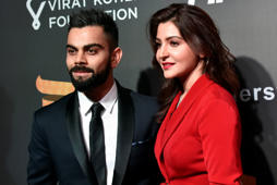 Anushka Sharma spotted with Virat Kohli after ODI series win