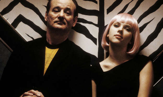 幻灯片 25 - 2: Lost In Translation - 2003 Bill Murray, Scarlett Johansson