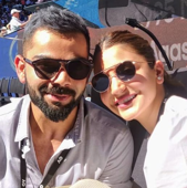 Anushka, Virat are great gym partners, here's proof!