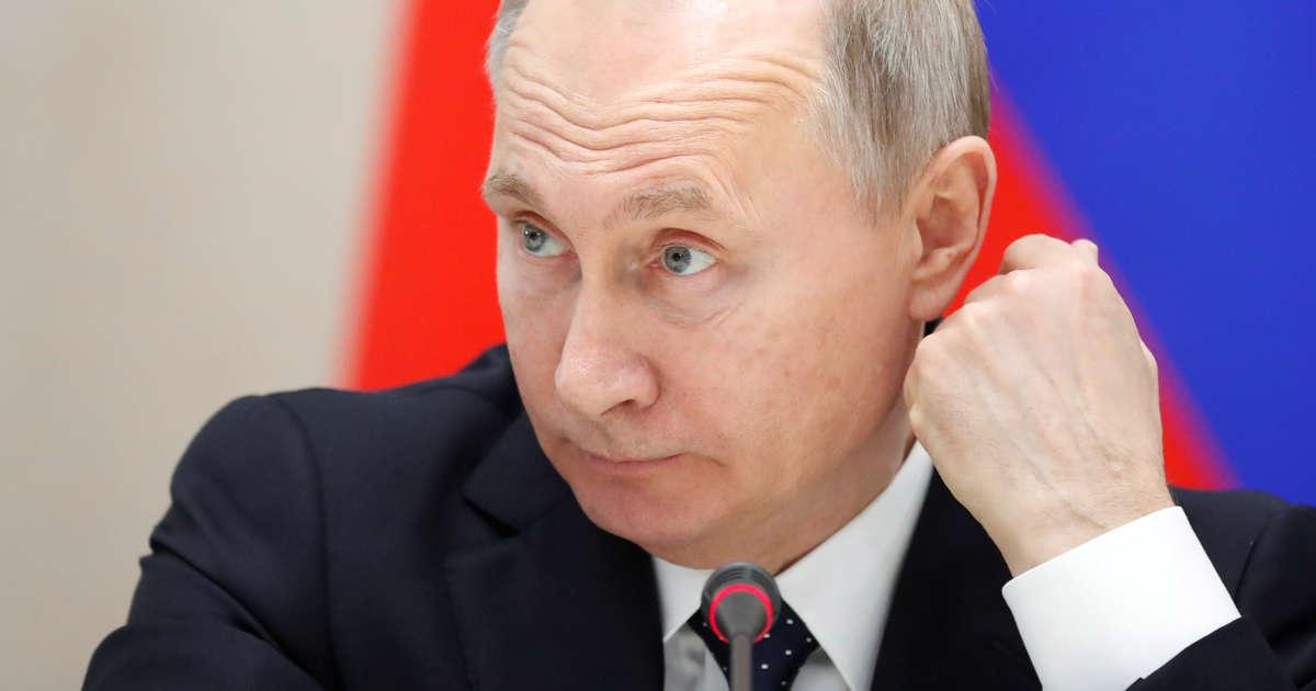 Putin Spokesman Says U.S. Sanctions Are 'Racketeering'