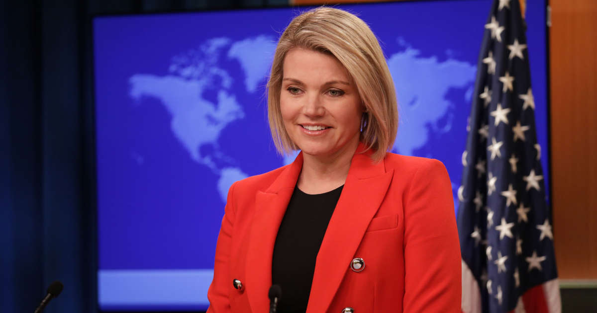Nauert Quits as UN Pick After Nanny Issue Said to Surface